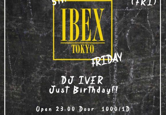 """IBEX Friday!!"