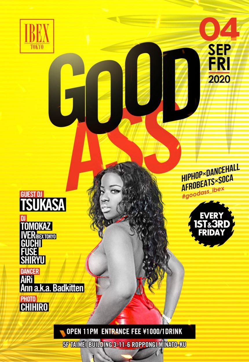 """""""GOOD ASS"""" Every 1st & 3rd Fridays"""