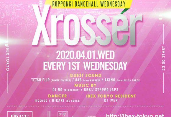 """Xrosser"" Every 1st Wednesday!!"