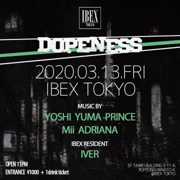 """DOPENESS"" Every 2nd Fridayz!!"