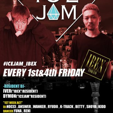 ICE JAM Every 1st & 4th Fridayz!!!