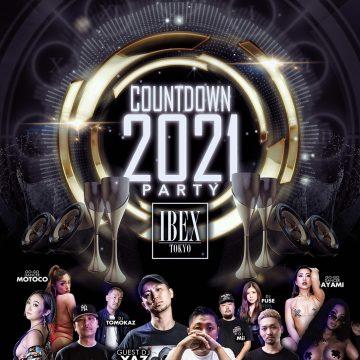 2020~2021 IBEX TOKYO NYE PARTY